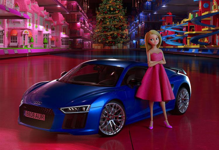 """Cambiemos el juego: La publicidad """"feminista"""" de Audi"""