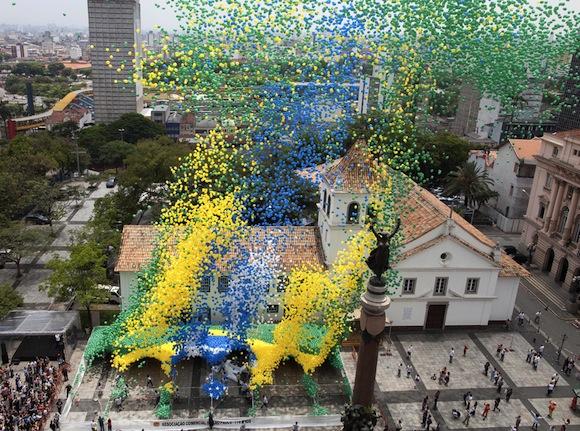 Año Nuevo 2011 en Brasil