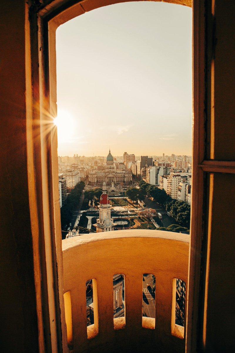 Gran foto de Buenos Aires