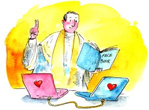 Buscar pareja en internet
