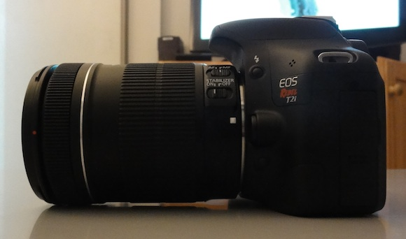 Canon T2i (550d)