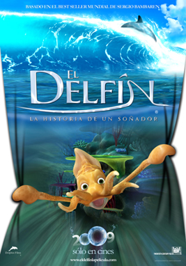 El Delfin - Poster de la pelicula