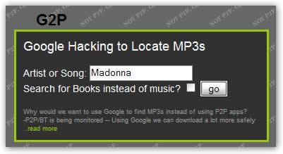 Bajar canciones desde google