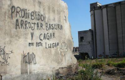 Prohibido - Graffiti