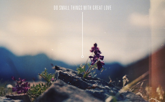 Great love - Frases inspiradoras