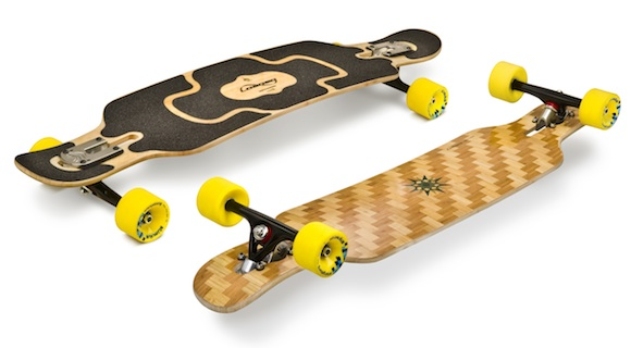 Longboard Loaded Tan Tien