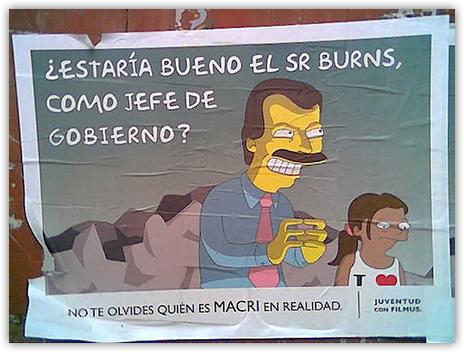 Macri Burns