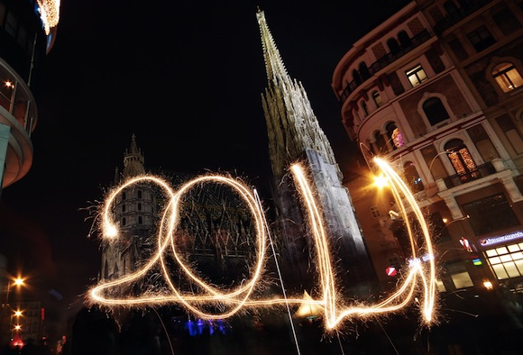 New Year's Eve 2011 en Vienna