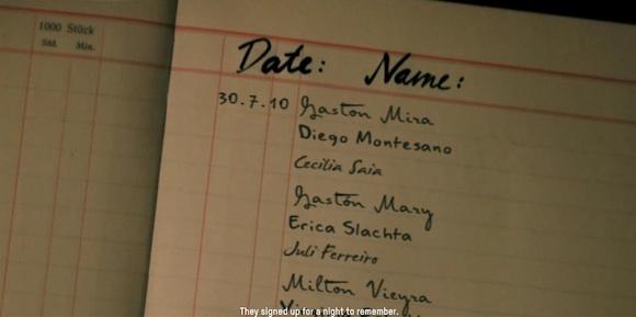 Pelicula: Nombres