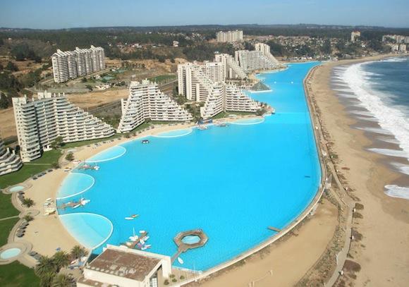 Chile: La piscina más grande del mundo