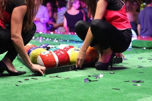 Poolball Budweiser