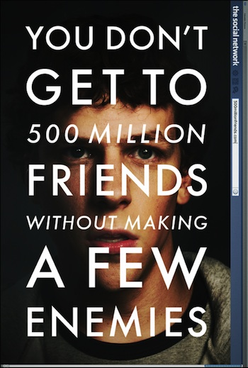 The Social Network - La película de Facebook