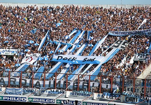 Tres De los grandes clasicos del futbol argentino.