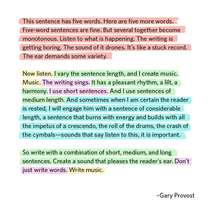 Cómo aprender a escribir con ritmo (fácil y claro)