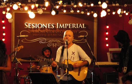 Sesiones Imperial - Gustavo Cordera