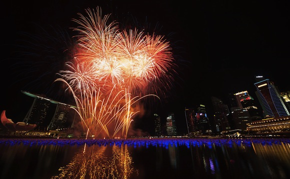 Singapur 2011 - Año Nuevo