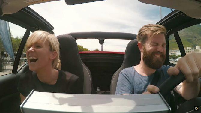 El mejor test-drive de Smart: ¿Pasarías un detector de mentiras frente a tu pareja, madre, mejor amigo o tu hijo?