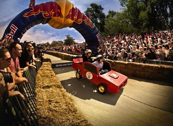 Red Bull Soapbox Race Argentina 2013