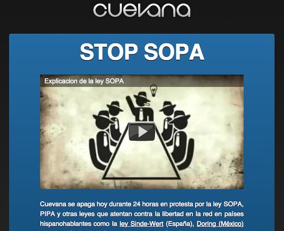 Stop Sopa - Cuevana