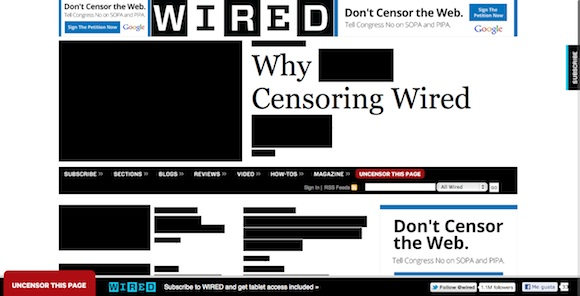 Stop SOPA - Wired