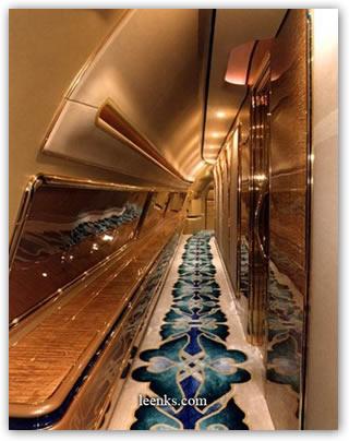 Avión del Sultan de Brunéi