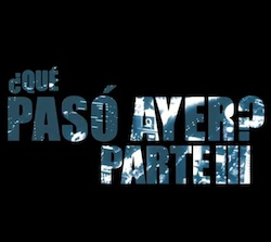 The Hangover 3: trailer 2 subtitulado al español