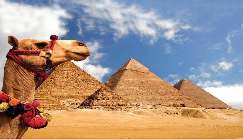 Viajar a Egipto en vacaciones